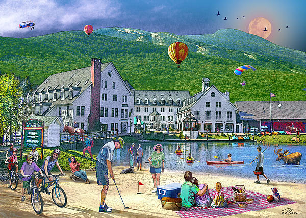 summer-in-waterville-valley-nancy-griswold